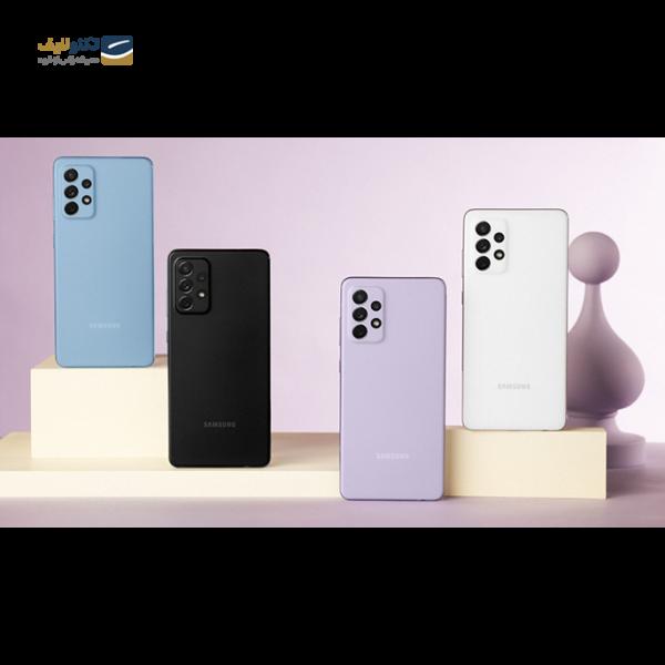 گوشی موبایل سامسونگ Samsung Galaxy A52 5G با 128گیگ حافظه داخلی و رم 6گیگابایتSamsung Galaxy A52 5G Dual SIM 128GB 6GB RAM Mobile Phone