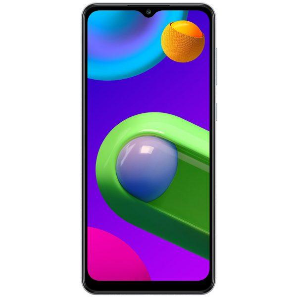 گوشی موبایل سامسونگ مدل Galaxy M02 دو سیم کارت ظرفیت 3/32 گیگابایت
