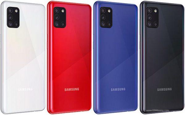 گوشی موبایل سامسونگ گلکسی A31 ظرفیت 128 گیگابایت رم 6GB